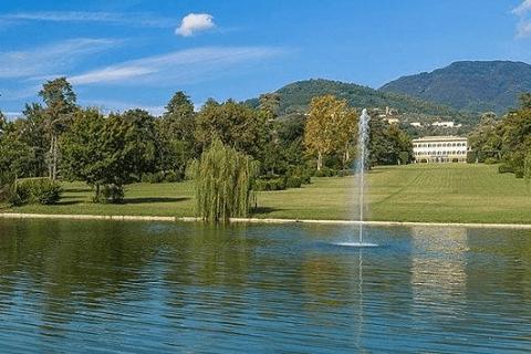 Lake of Villa Reale