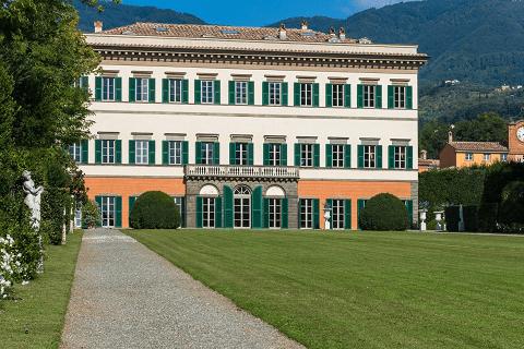 Villa Reale front
